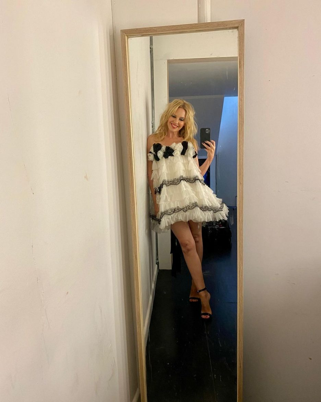Kylie Minogue oggi