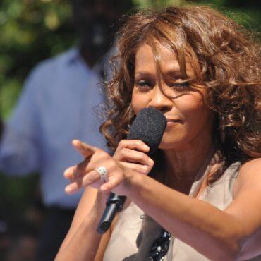 Whitney Houston morte